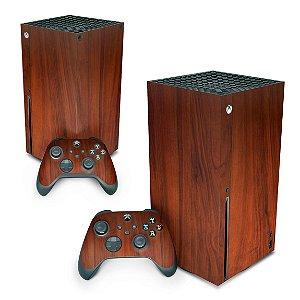 Xbox Series X Skin - Madeira