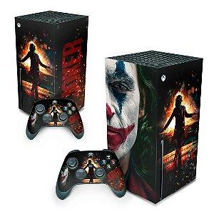 Xbox Series X Skin - Joker Filme