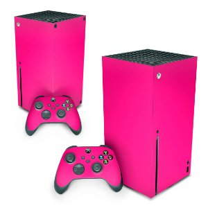 Xbox Series X Skin - Rosa