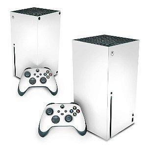 Xbox Series X Skin - Branco