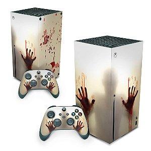 Xbox Series X Skin - Fear The Walking Dead