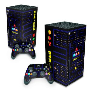Xbox Series X Skin - Pac Man