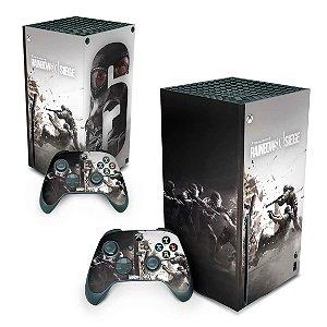 Xbox Series X Skin - Tom Clancy's Rainbow Six Siege