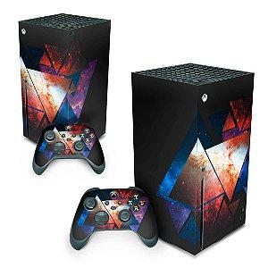 Xbox Series X Skin - Abstrato #90