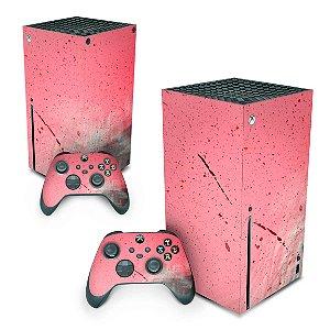 Xbox Series X Skin - Abstrato #99