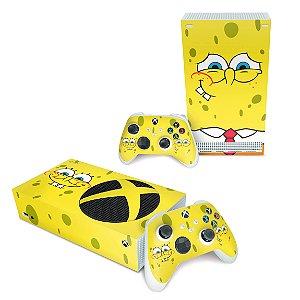 Xbox Series S Skin - Bob Esponja