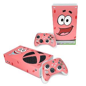 Xbox Series S Skin - Patrick