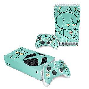 Xbox Series S Skin - Lula Molusco