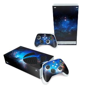 Xbox Series S Skin - Universo Cosmos