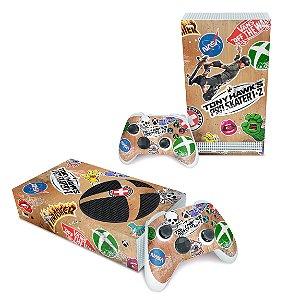 Xbox Series S Skin - Tony Hawk's Pro Skater