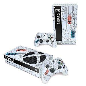 Xbox Series S Skin - Forza Motor Sport 8