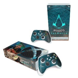 Xbox Series S Skin - Assassin's Creed Valhalla