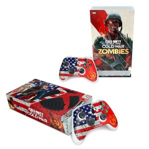 Xbox Series S Skin - Call Of Duty Cold War