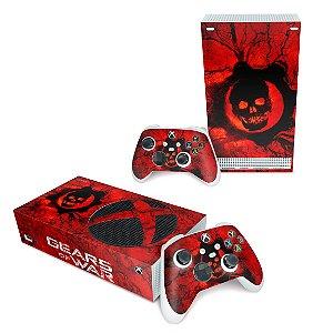 Xbox Series S Skin - Gears of War - Skull