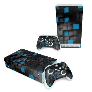 Xbox Series S Skin - Cubos