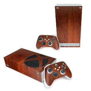 Xbox Series S Skin - Madeira