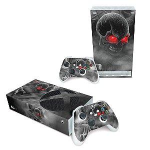 Xbox Series S Skin - Caveira Skull