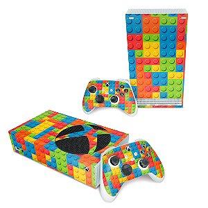 Xbox Series S Skin - Lego Peça