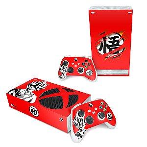 Xbox Series S Skin - Dragon Ball Goku Kaiô