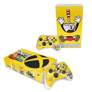 Xbox Series S Skin - Cuphead