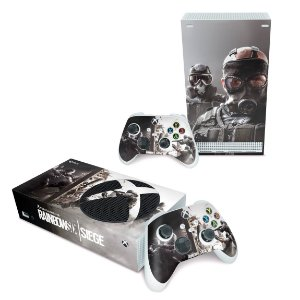 Xbox Series S Skin - Tom Clancy's Rainbow Six Siege