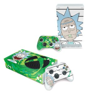 Xbox Series S Skin - Rick And Morty