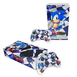 Xbox Series S Skin - Sonic