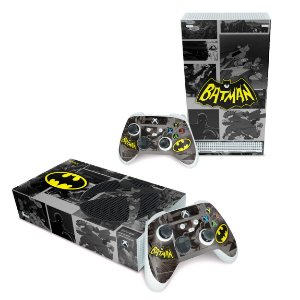 Xbox Series S Skin - Batman Comics