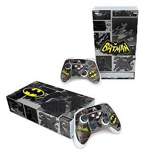 Xbox Series S Skin - Batman Comics