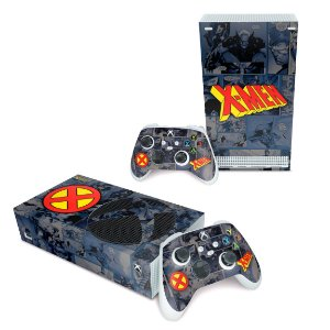 Xbox Series S Skin - X-Men Comics