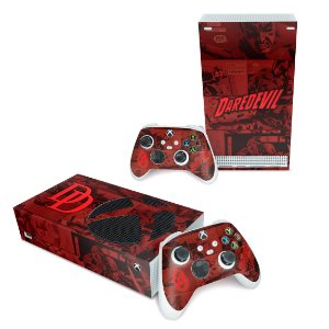 Xbox Series S Skin - Daredevil Demolidor Comics