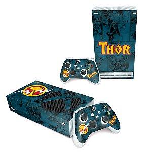 Xbox Series S Skin - Thor Comics