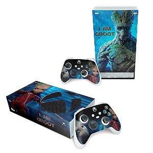 Xbox Series S Skin - Baby Groot