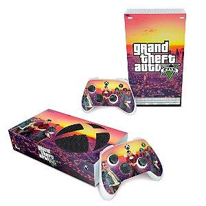 Xbox Series S Skin - GTA V
