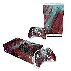 Xbox Series S Skin - Abstrato #100