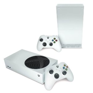 Xbox Series S Skin - Transparente