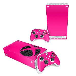 Xbox Series S Skin - Rosa