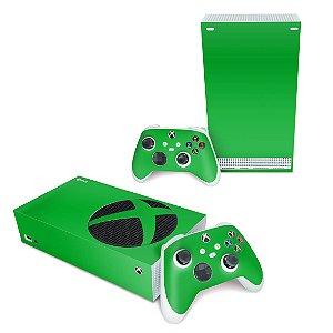Xbox Series S Skin - Verde
