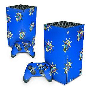 Xbox Series X Skin  - Personalizada