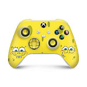 Xbox Series S X Controle Skin - Bob Esponja