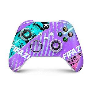 Xbox Series S X Controle Skin - FIFA 21