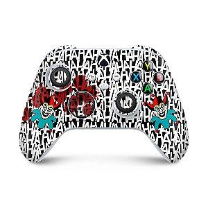 Xbox Series S X Controle Skin - Joker Coringa
