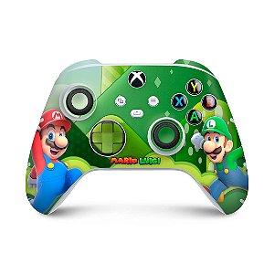 Xbox Series S X Controle Skin - Super Mario