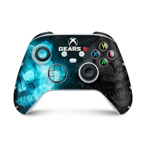 Xbox Series S X Controle Skin - Gears 5