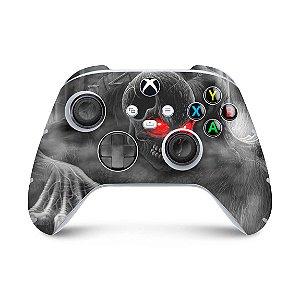 Xbox Series S X Controle Skin - Caveira Skull