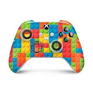 Xbox Series S X Controle Skin - Lego Peça