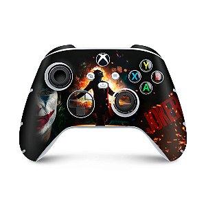 Xbox Series S X Controle Skin - Joker Filme