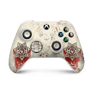 Xbox Series S X Controle Skin - The Walking dead