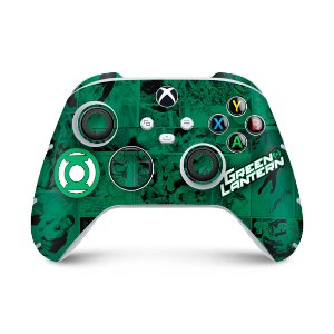 Xbox Series S X Controle Skin - Lanterna Verde Comics