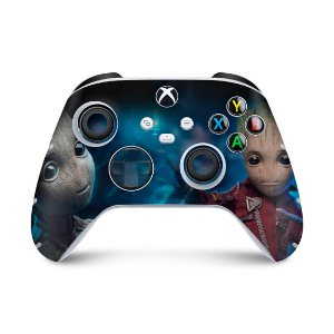 Xbox Series S X Controle Skin - Baby Groot